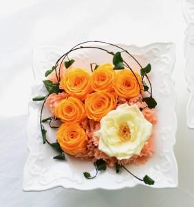 母の日 元気なオレンジ